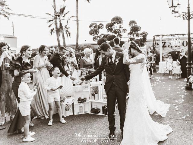 La boda de Julio  y Raquel en Granada, Granada 78