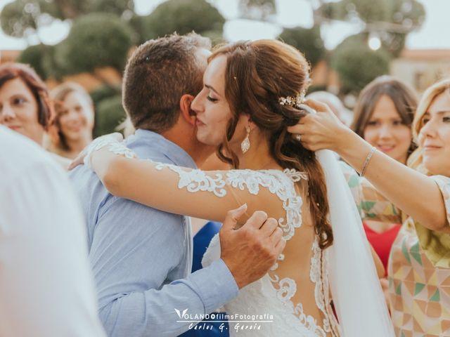 La boda de Julio  y Raquel en Granada, Granada 79