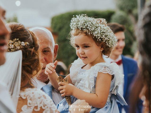 La boda de Julio  y Raquel en Granada, Granada 80