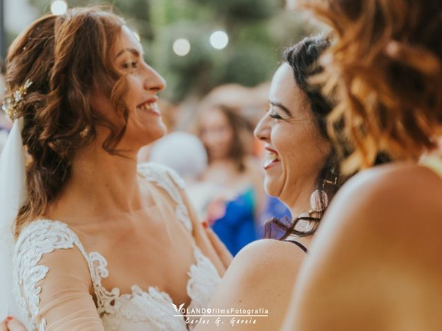 La boda de Julio  y Raquel en Granada, Granada 81