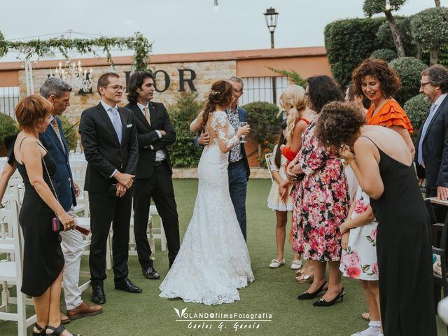 La boda de Julio  y Raquel en Granada, Granada 82