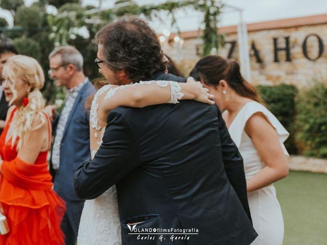 La boda de Julio  y Raquel en Granada, Granada 83