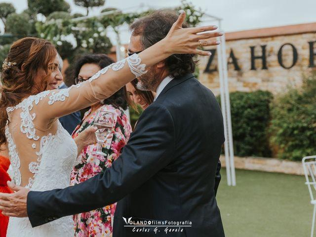 La boda de Julio  y Raquel en Granada, Granada 84
