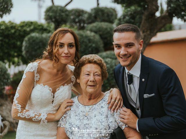 La boda de Julio  y Raquel en Granada, Granada 88