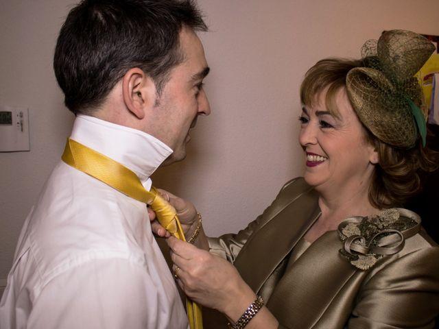 La boda de Jorge y Vicky en Aranjuez, Madrid 8