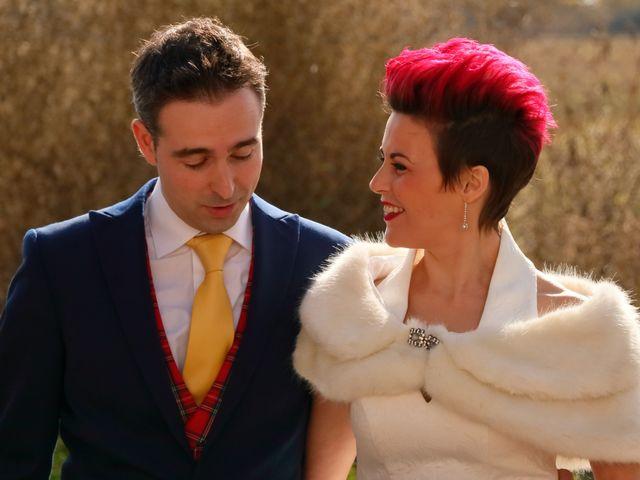 La boda de Jorge y Vicky en Aranjuez, Madrid 16