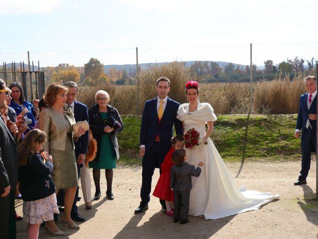 La boda de Jorge y Vicky en Aranjuez, Madrid 17