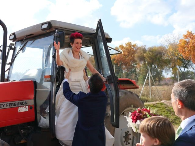 La boda de Jorge y Vicky en Aranjuez, Madrid 18