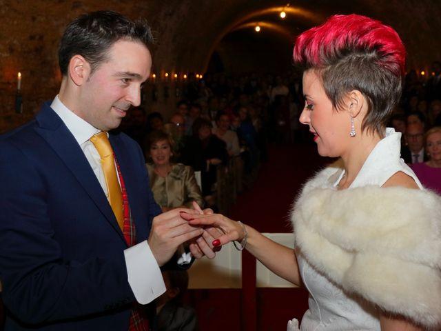 La boda de Jorge y Vicky en Aranjuez, Madrid 22
