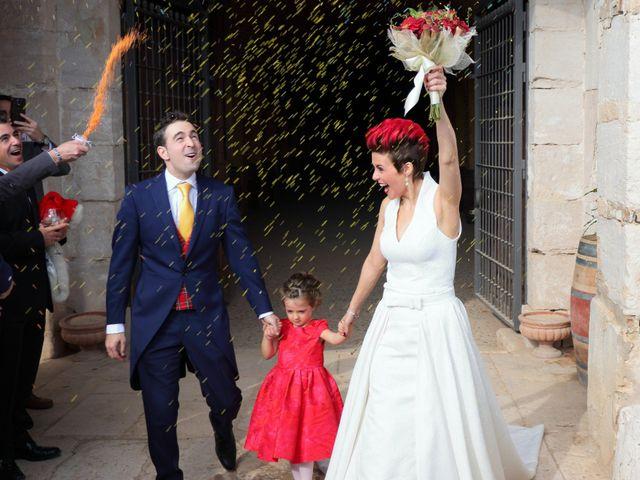 La boda de Jorge y Vicky en Aranjuez, Madrid 28