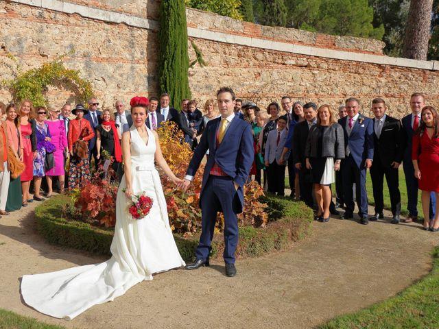 La boda de Jorge y Vicky en Aranjuez, Madrid 30