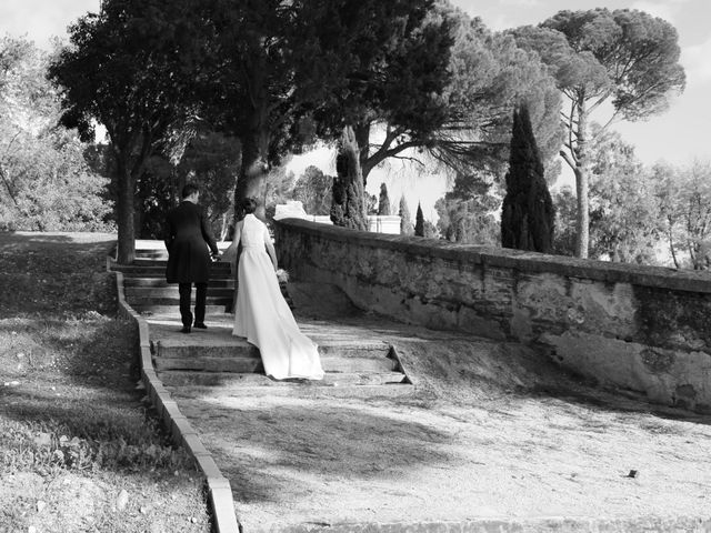 La boda de Jorge y Vicky en Aranjuez, Madrid 37