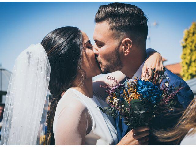 La boda de Andrea y Jesús