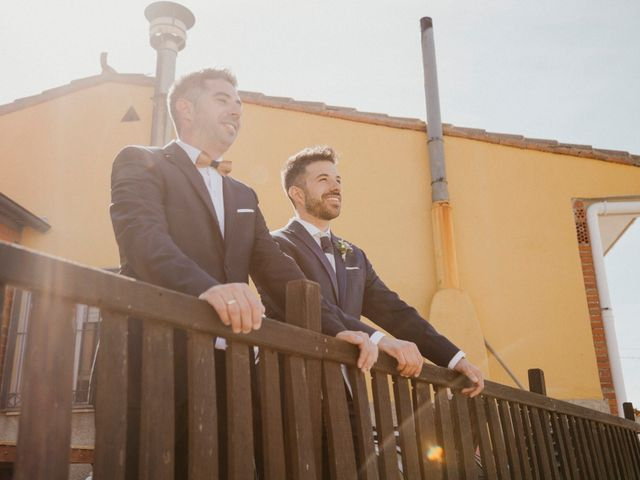 La boda de Sergio y Natalia en Laguna De Duero, Valladolid 15