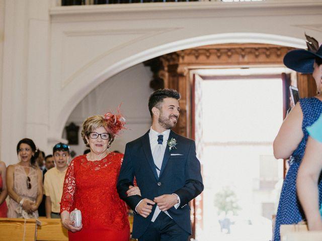 La boda de Sergio y Natalia en Laguna De Duero, Valladolid 34