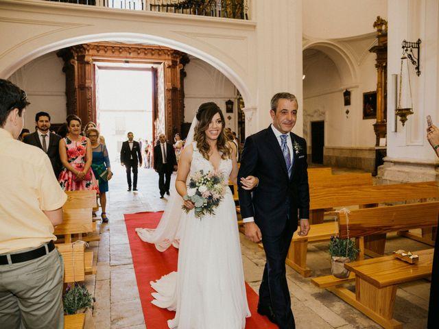 La boda de Sergio y Natalia en Laguna De Duero, Valladolid 36