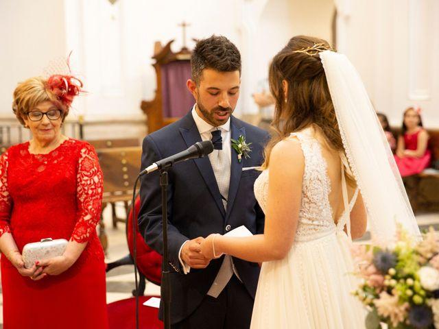 La boda de Sergio y Natalia en Laguna De Duero, Valladolid 42