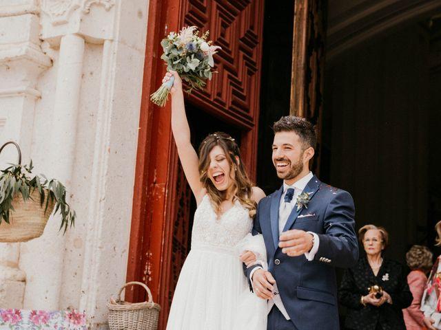 La boda de Sergio y Natalia en Laguna De Duero, Valladolid 49