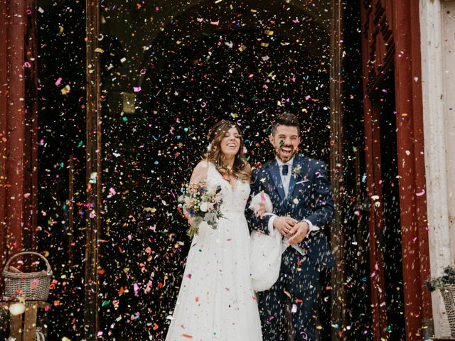 La boda de Sergio y Natalia en Laguna De Duero, Valladolid 50