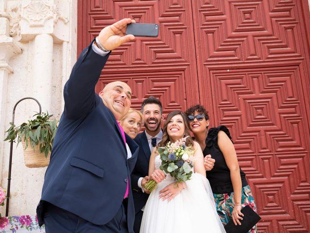 La boda de Sergio y Natalia en Laguna De Duero, Valladolid 54