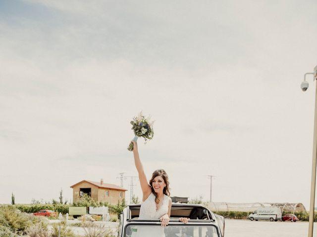 La boda de Sergio y Natalia en Laguna De Duero, Valladolid 58