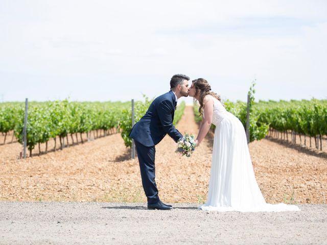 La boda de Sergio y Natalia en Laguna De Duero, Valladolid 60