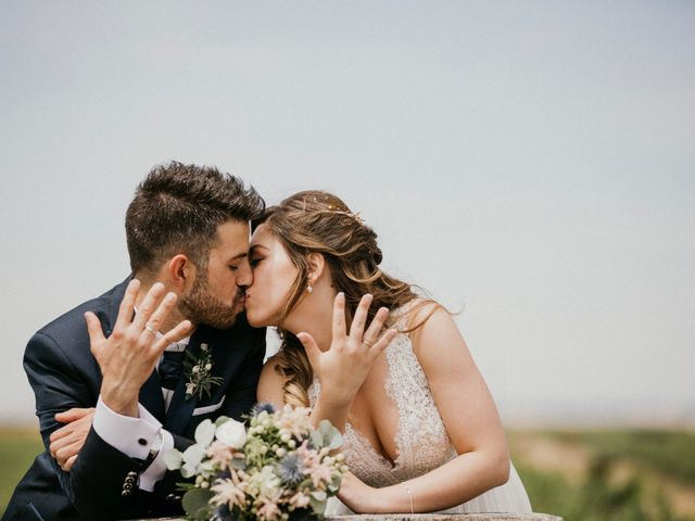 La boda de Sergio y Natalia en Laguna De Duero, Valladolid 63
