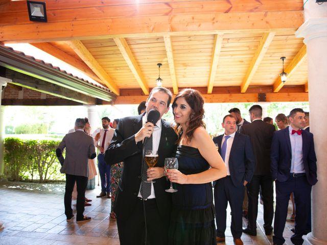 La boda de Sergio y Natalia en Laguna De Duero, Valladolid 82