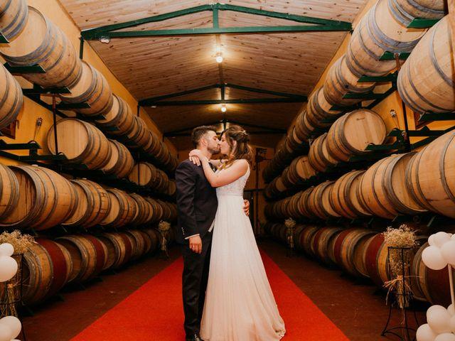 La boda de Sergio y Natalia en Laguna De Duero, Valladolid 84