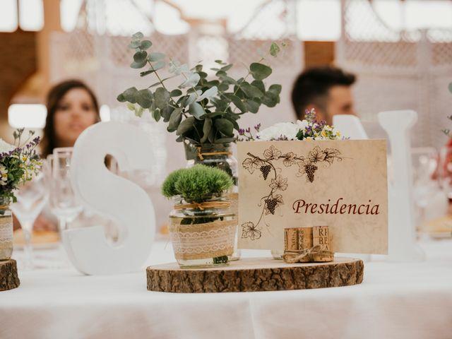 La boda de Sergio y Natalia en Laguna De Duero, Valladolid 90