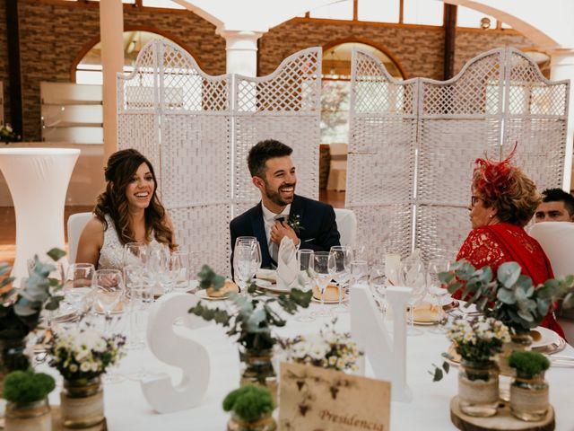 La boda de Sergio y Natalia en Laguna De Duero, Valladolid 91