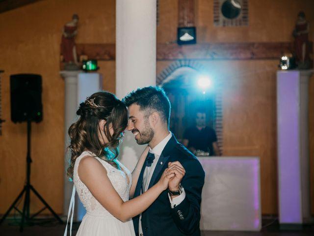 La boda de Sergio y Natalia en Laguna De Duero, Valladolid 105