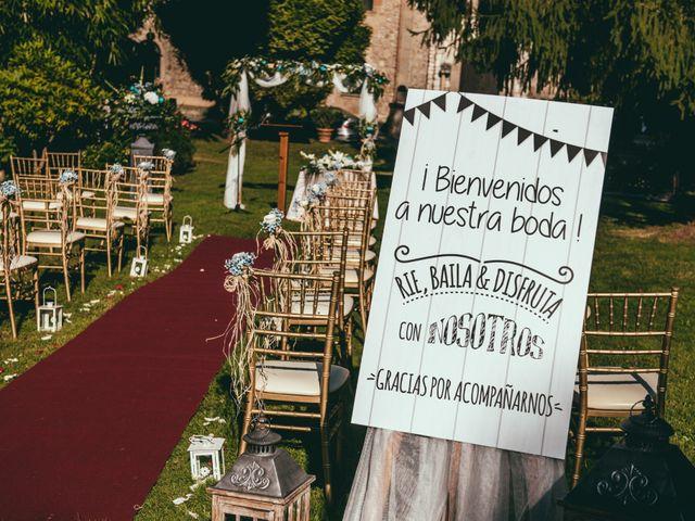 La boda de Raul y Cristina en Villabona (Llanera), Asturias 16