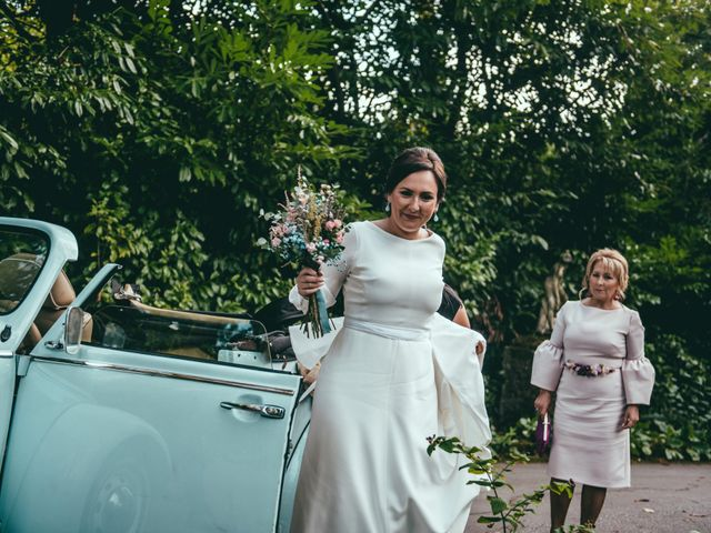 La boda de Raul y Cristina en Villabona (Llanera), Asturias 30