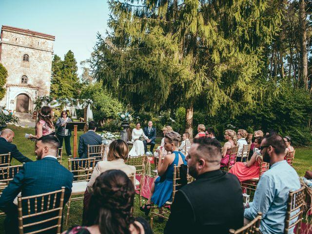 La boda de Raul y Cristina en Villabona (Llanera), Asturias 35
