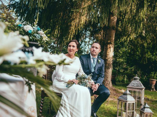 La boda de Raul y Cristina en Villabona (Llanera), Asturias 36