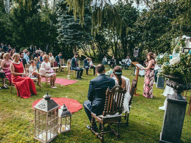 La boda de Raul y Cristina en Villabona (Llanera), Asturias 37