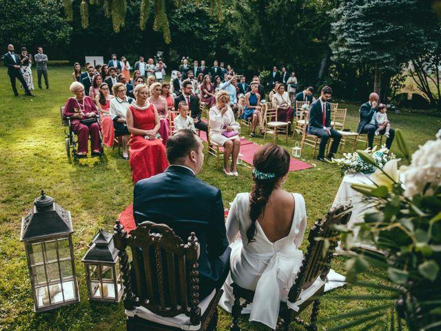 La boda de Raul y Cristina en Villabona (Llanera), Asturias 38