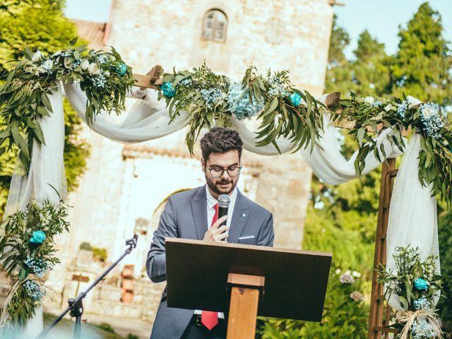 La boda de Raul y Cristina en Villabona (Llanera), Asturias 40