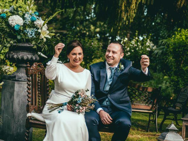 La boda de Raul y Cristina en Villabona (Llanera), Asturias 41