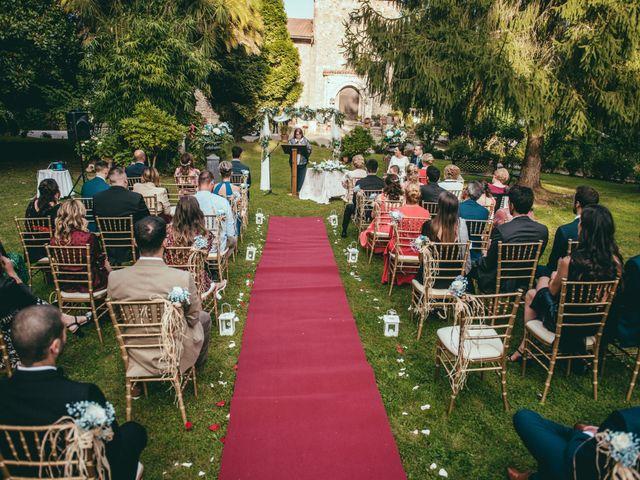 La boda de Raul y Cristina en Villabona (Llanera), Asturias 42
