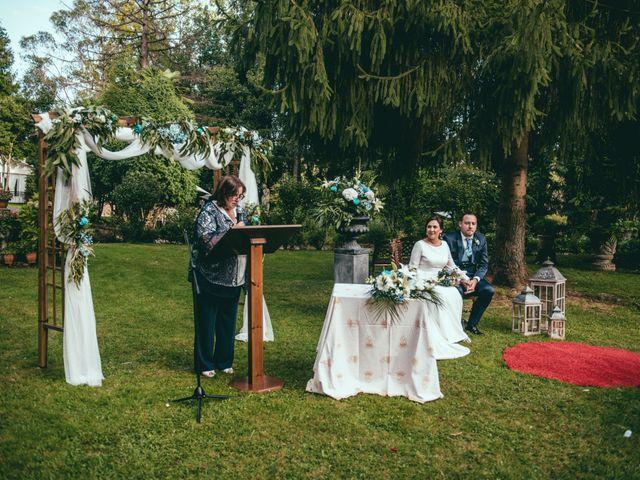 La boda de Raul y Cristina en Villabona (Llanera), Asturias 44