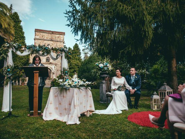 La boda de Raul y Cristina en Villabona (Llanera), Asturias 45