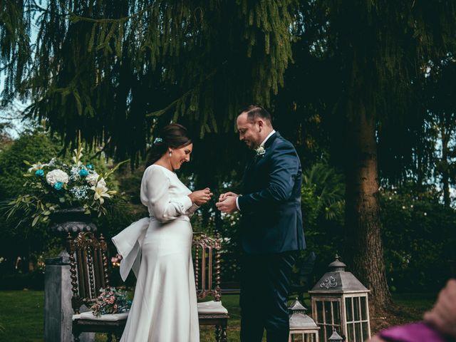 La boda de Raul y Cristina en Villabona (Llanera), Asturias 47