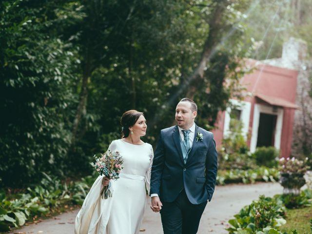 La boda de Raul y Cristina en Villabona (Llanera), Asturias 56