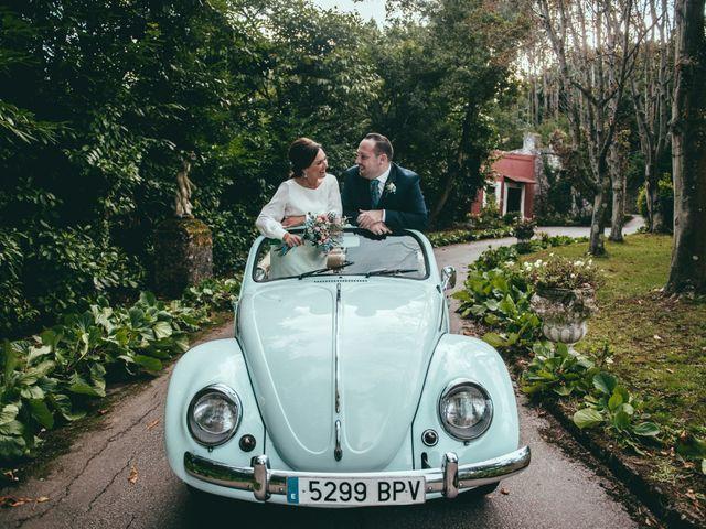La boda de Raul y Cristina en Villabona (Llanera), Asturias 58