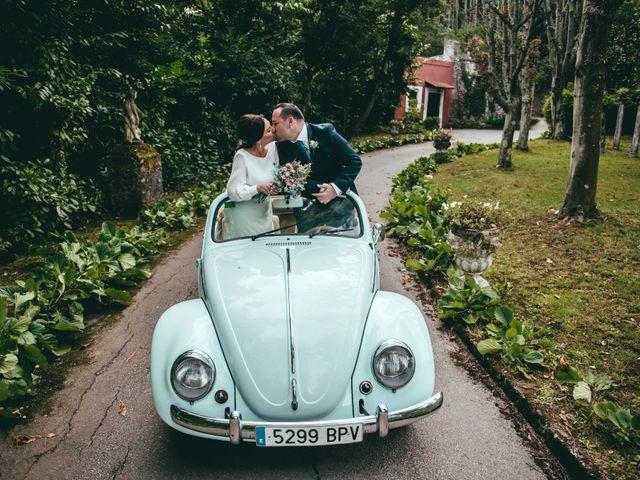 La boda de Raul y Cristina en Villabona (Llanera), Asturias 59