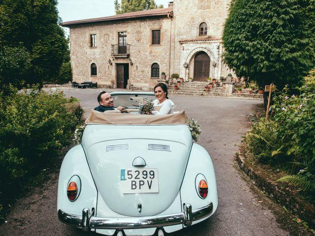 La boda de Raul y Cristina en Villabona (Llanera), Asturias 60