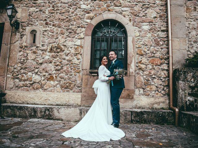 La boda de Raul y Cristina en Villabona (Llanera), Asturias 64