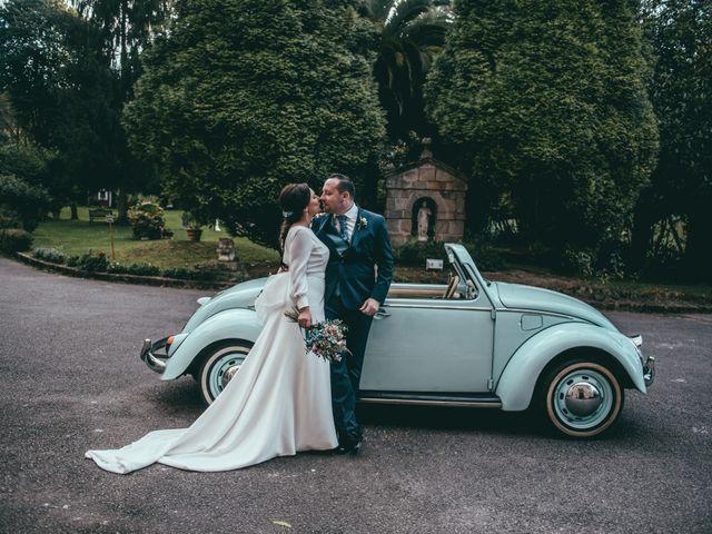 La boda de Cristina y Raul